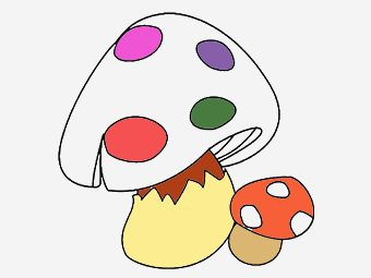 25 Best Mushroom Coloring Pages Your Toddler Will Love To Color