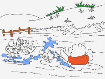 10 Best Swimming Coloring Pages Your Toddler Will Love To Color