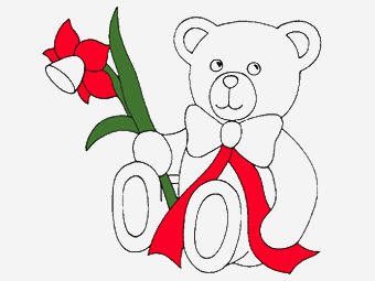Top 18 Teddy Bear Coloring Pages Your Toddler Will Love To Color