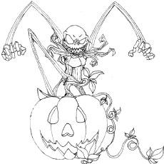nightmare before christmas coloring pages jack punkinfest nightmare before christmas