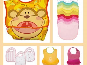 10 Best Bibs To Keep Your Baby Clean & Comfy