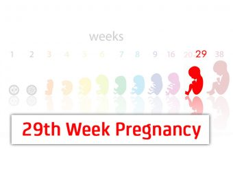 29th Week Pregnancy: Symptoms, Baby Development And Bodily Changes