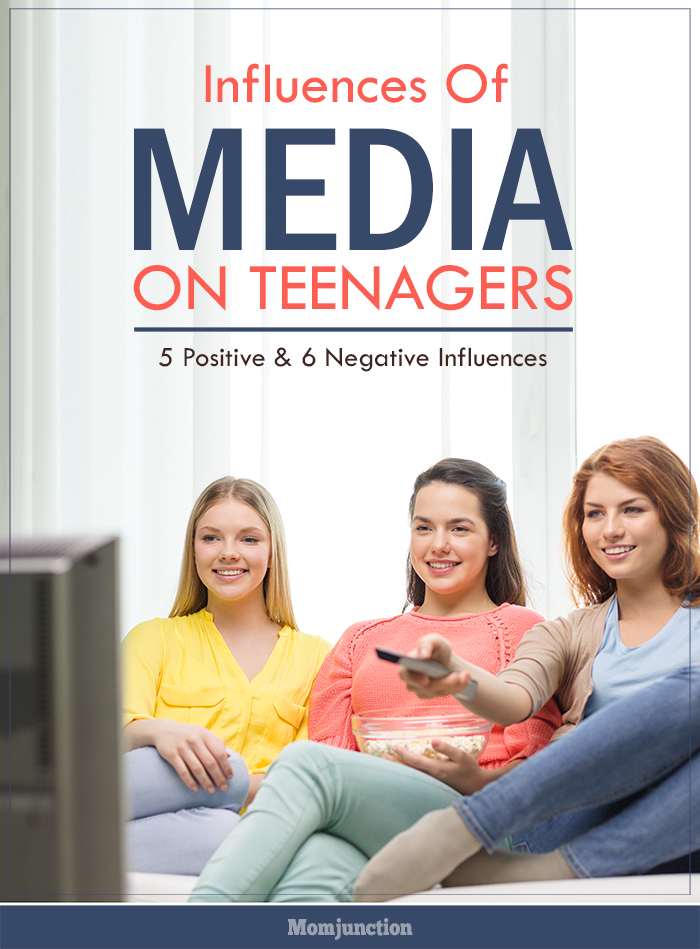 effects of media on teenagers essay Social media use by tweens and teens american academy of pediatrics talking to kids and teens about social media and the impact of social media on.