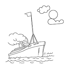 boats and ships coloring pages 00104196