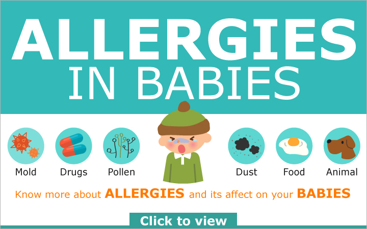 Allergies-In-Babies-Causes