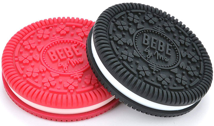 BEBE cookie teethers & gum massagers