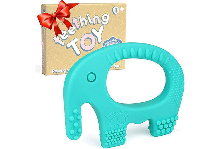 Baby Elefun Baby Teething Toy