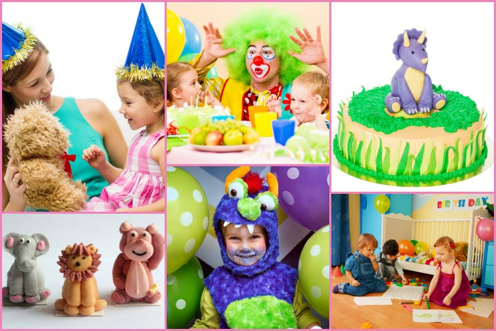 6 awesome birthday party ideas for your toddler