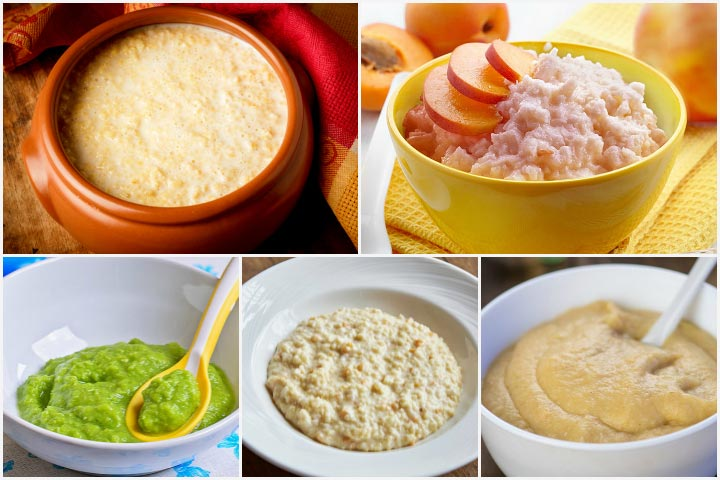 Brown Rice Recipes For Babies