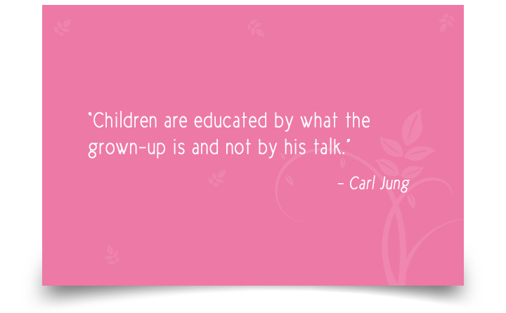 Quotes On Parenting by Carl Jung