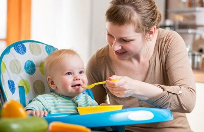 Can You  Feed Cerelac To Your 4 Month Old Baby?