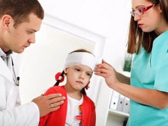 Concussion In Children: Symptoms, Treatment And Precautions