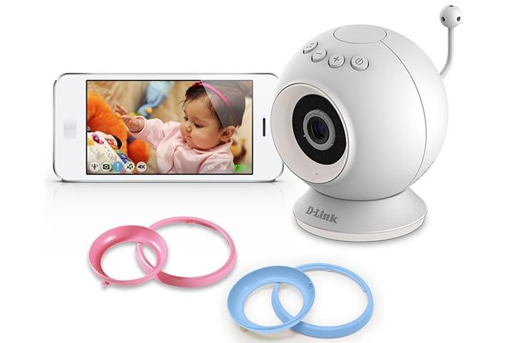 D-Link DCS-825L WiFi Baby Camera