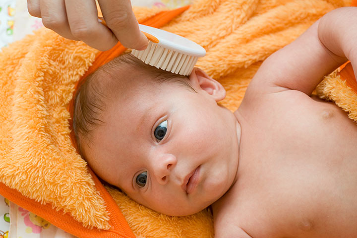 Dandruff In Babies