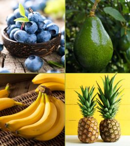 How Big Is Your Baby Week-by-week Fruit Comparison