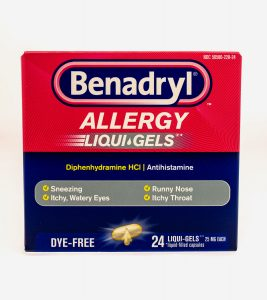 How Safe Is It To Give An Infant Benadryl