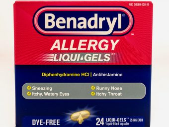 How Safe Is It To Give An Infant Benadryl?