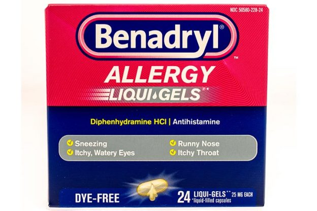 Is Benadryl Safe For A 4 Month Old