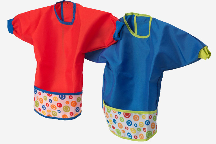 Ikea Bibs With Sleeves
