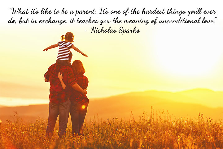 101 Inspirational Parenting Quotes That Reflect Love And Care