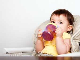 When Should You Introduce Your Baby To A Sippy Cup?
