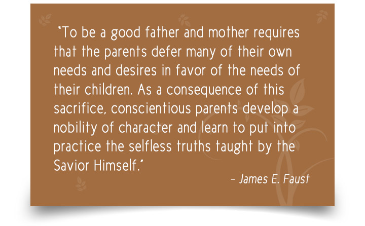 selfless love by parents Sacrifice is not love kenny toh the line between love and sacrifice is often unclear parents often confuse sacrifice with selfless love, when in fact.