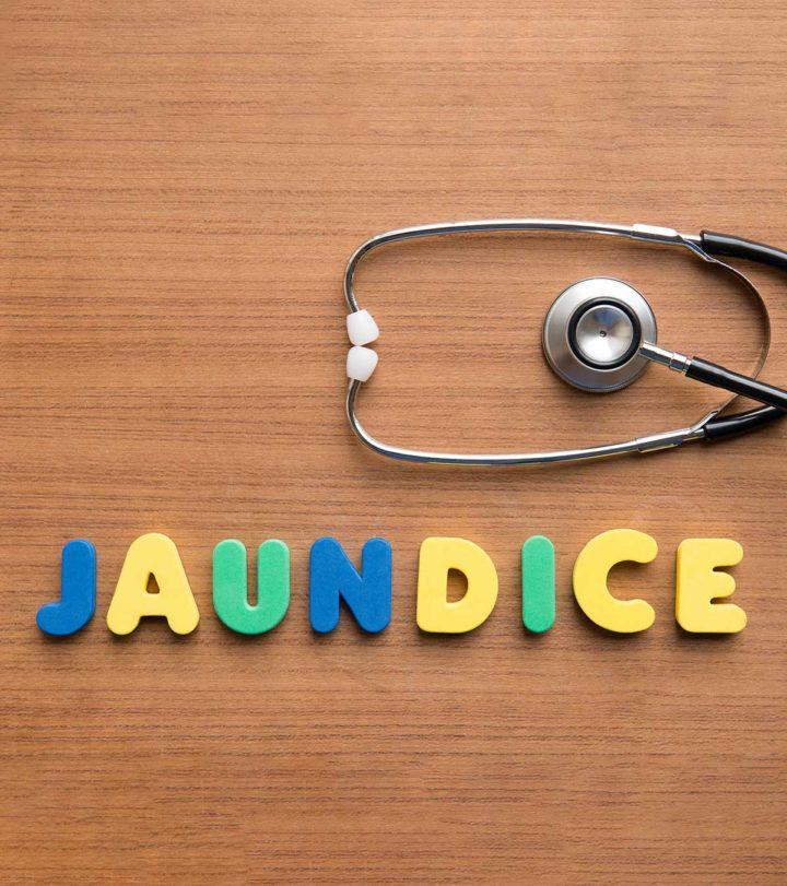 Jaundice In Children