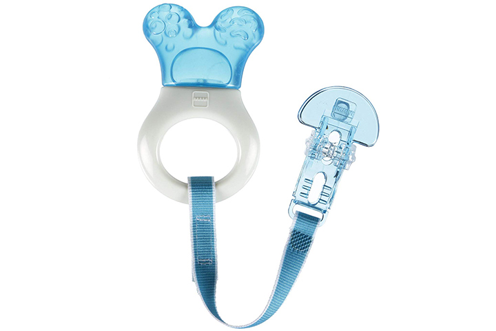 MAM mini cooler teether with clip