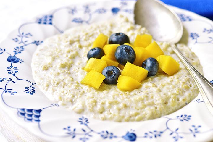 Mango Oatmeal Recipe