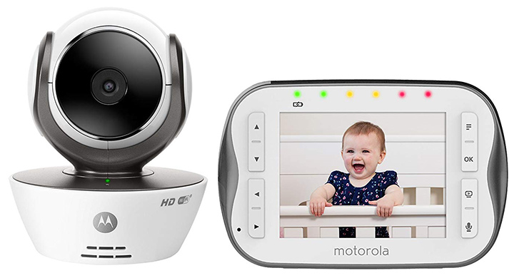 Motorola MBP843-Connect Video Baby Monitor