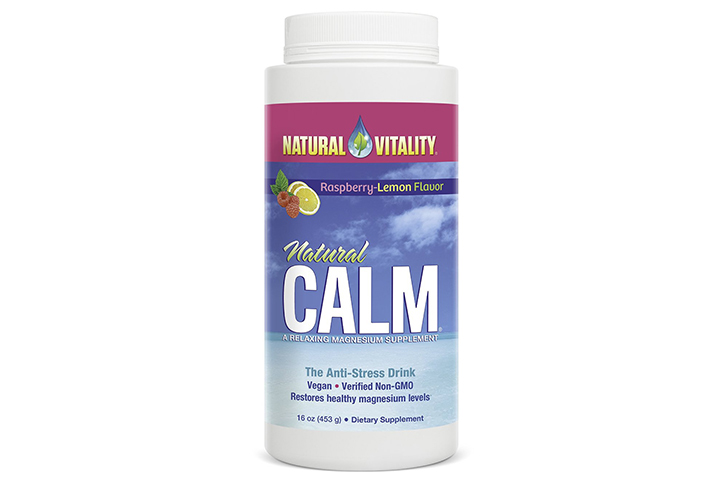 Natural Vitality Natural Calm Magnesium Anti-Stress Drink