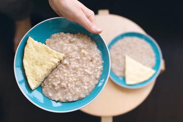 Oatmeal Scramble