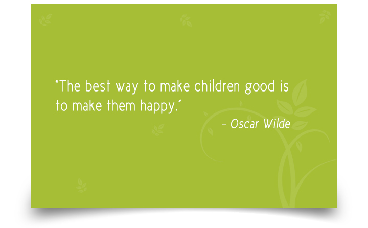 Parents Quote by Oscar Wilde