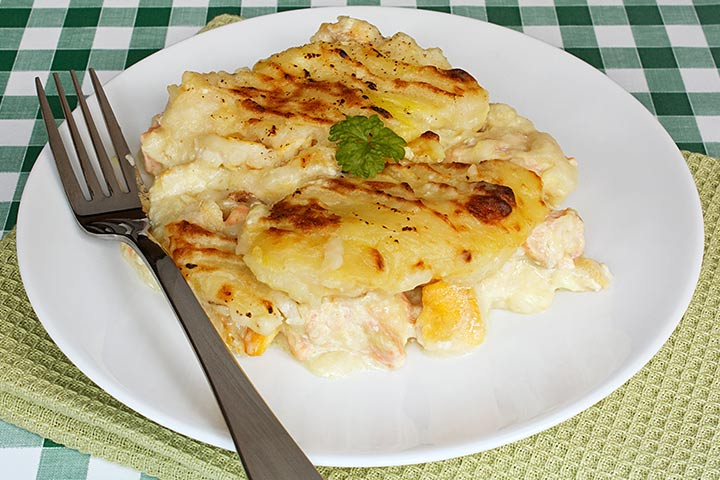 Oven Baked Plaice