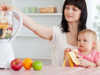 4 Best Cooking Methods For Preparing Homemade Baby Food