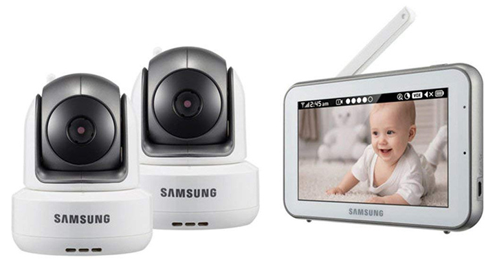 Samsung SEW-3043WND Video Baby Monitor