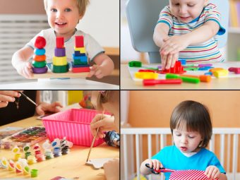 15 Fun Shape Activities For Toddlers To Learn