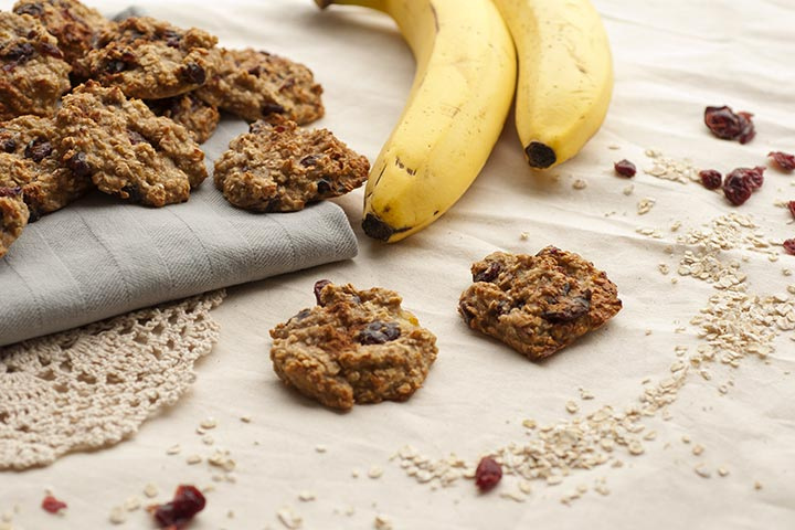 Sugarless Oatmeal Banana