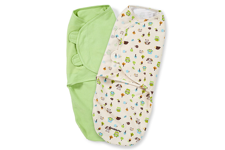 Summer Infant SwaddleMe Blanket for Babies