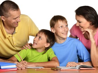 4 Useful Tips To Raise Your Teenage Son