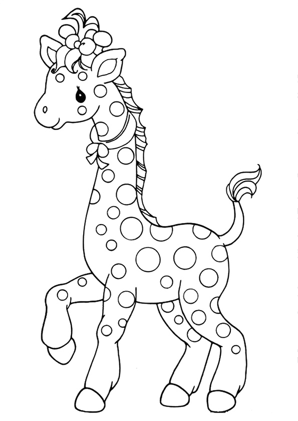 The-Giraffe-Prancing