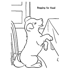 Top 30 Free Printable Puppy Coloring