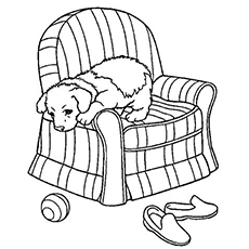 sofa coloring pages - photo#30
