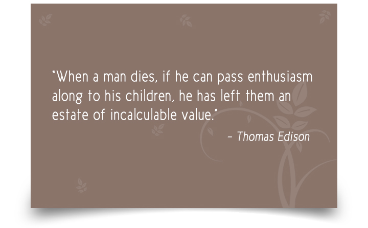 Good Parenting Quotes by Thomas Edison