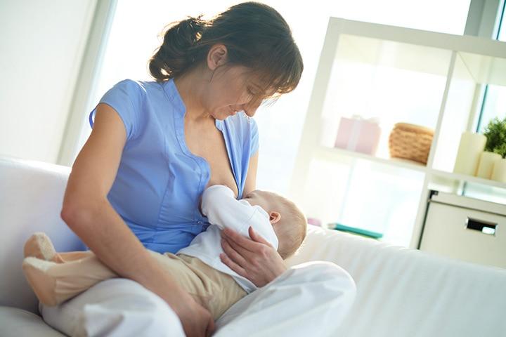 Thrush During Breastfeeding