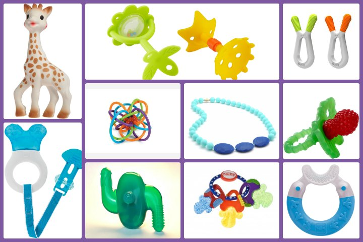 Teething Toys For Your Baby