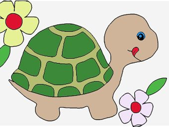 Top 20 Turtle Coloring Pages Your Toddler Will Love To Color