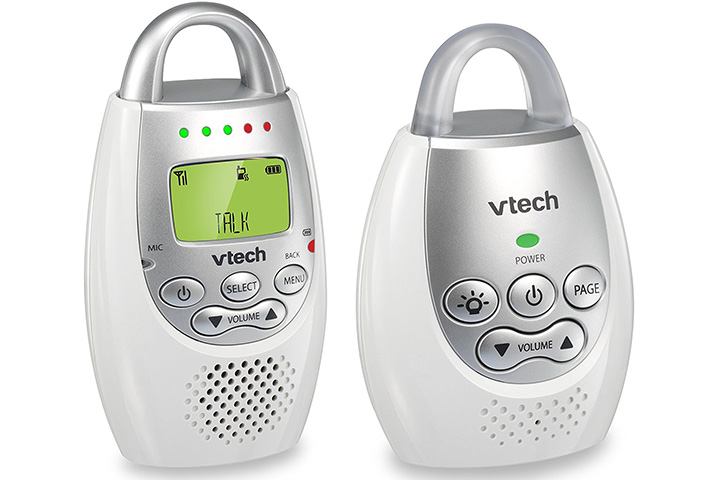 VTech DM221 Audio Baby Monitor