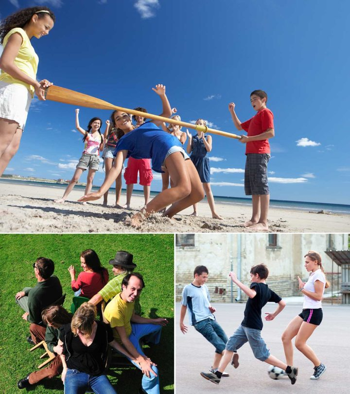 Group Activities For Teenagers Images