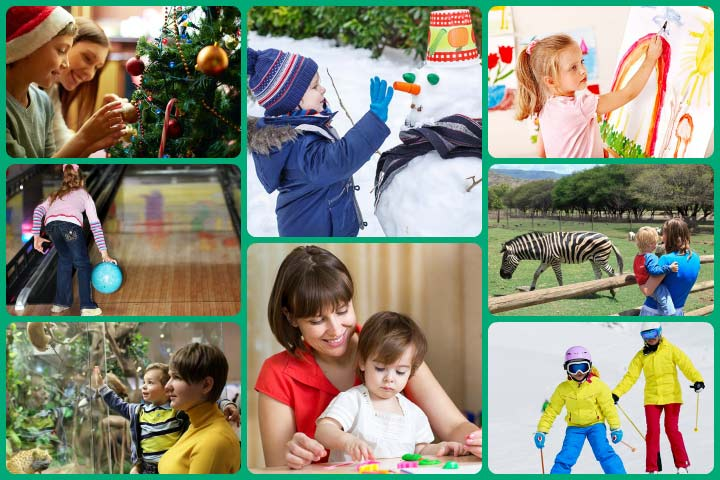 10 Super Fun Winter Activities For Kids